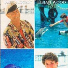 Cine: FLIPPER CON ELIJAH WOOD. Lote 245065380