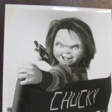 Cine: MUÑECO DIABOLICO 3 - FOTO ORIGINAL B/N - CHUCKY CHILD'S PLAY 3. Lote 245454350