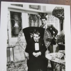 Cine: ROBERT DE NIRO - FOTO ORIGINAL B/N - JAMES WOODS ONCE UPON A TIME IN AMERICA SERGIO LEONE. Lote 245456105