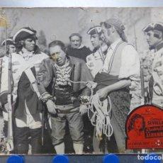 Cine: CUENTOS DE LA ALHAMBRA, CARMEN SEVILLA, JOSE ISBERT - ANTIGUO FOTOCROMO DE CARTON. Lote 245565340
