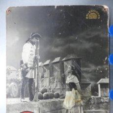 Cine: CUENTOS DE LA ALHAMBRA, CARMEN SEVILLA - ANTIGUO FOTOCROMO DE CARTON. Lote 245565485