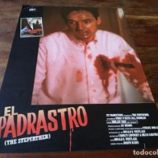 Cine: EL PADRASTRO THE STEPFATHER - TERRY O'QUINN, JILL SCHOELEN, SHELLEY HACK - FOTO ORIGINAL VIRGIN 1987. Lote 245990290