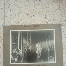 Cine: FOTO ORIGINAL LOBBY CARD MAE MURRAY, ADOLPH ZUKOR. Lote 246118985