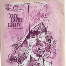 Cine: MY FAIR LADY. Lote 247693175
