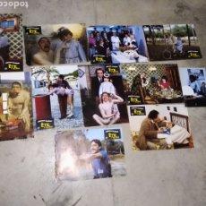 Cinema: EL ETE Y EL OTO HERMANOS CALATRAVA 11 FOTOCROMOS ORIGINALES B2 (1357). Lote 125025234