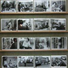 Cine: F30129D TARDE DE PERROS AL PACINO SIDNEY LUMET 32 FOTOS B/N ORIGINALES AMERICANAS. Lote 248369745