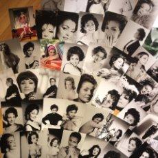 Cine: CARMEN SEVILLA - LOTE 70 FOTOGRAFÍAS. Lote 251473915