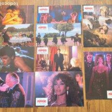Cinema: JUEGO 10 FOTOCROMOS - POPPERS - GIANINA FACIO / MIGUEL ORTIZ / ALFREDO MAYO. Lote 253433510
