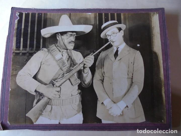 MAGNIFICAS 8 FOTOGRAFIAS ANTIGUAS DE ACTORES DE CINE,SOBRE LOS AÑOS 20 (Cine - Fotos y Postales de Actores y Actrices)