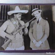 Cine: MAGNIFICAS 8 FOTOGRAFIAS ANTIGUAS DE ACTORES DE CINE,SOBRE LOS AÑOS 20. Lote 253478535