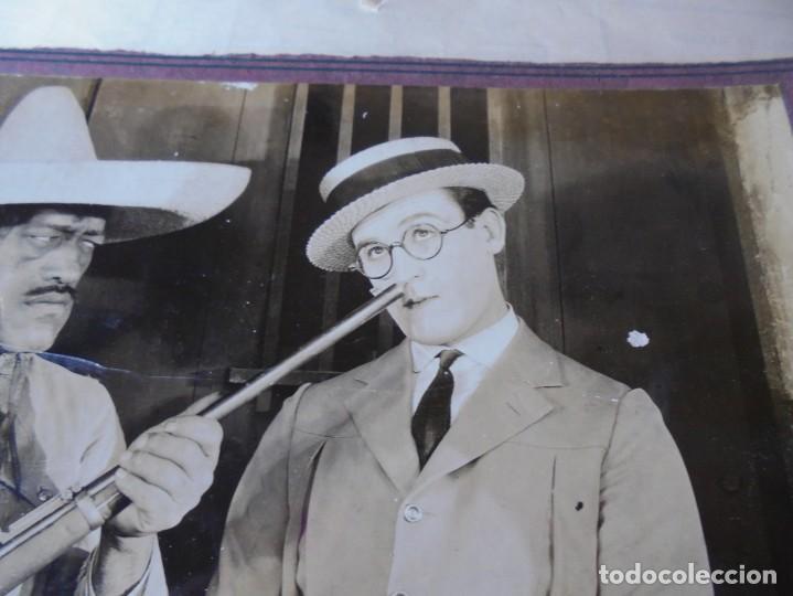 Cine: magnificas 8 fotografias antiguas de actores de cine,sobre los años 20 - Foto 3 - 253478535