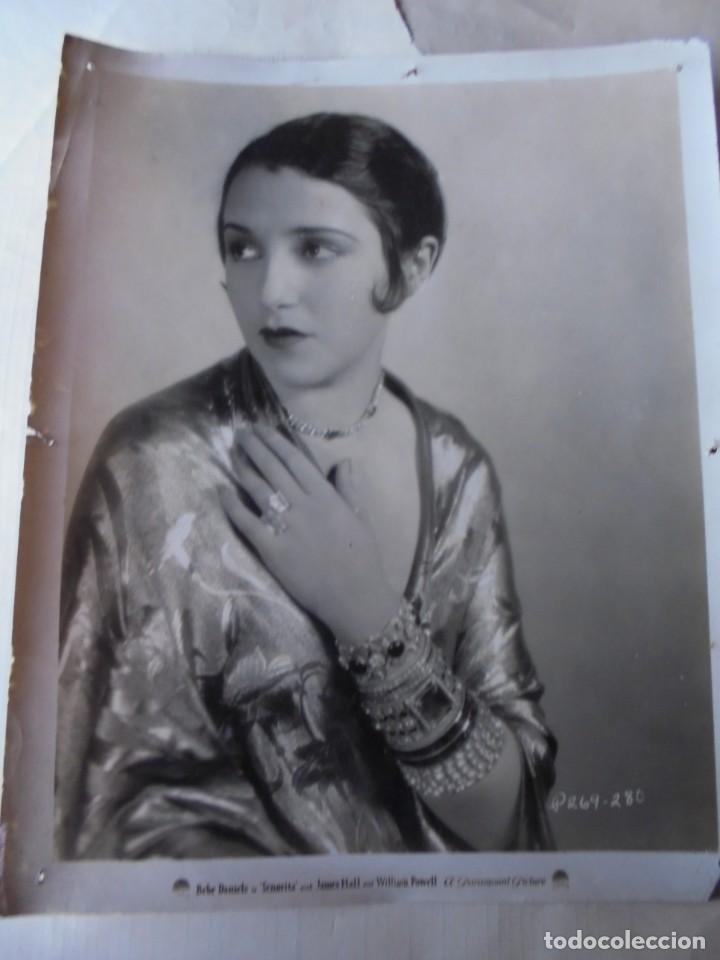 Cine: magnificas 8 fotografias antiguas de actores de cine,sobre los años 20 - Foto 13 - 253478535