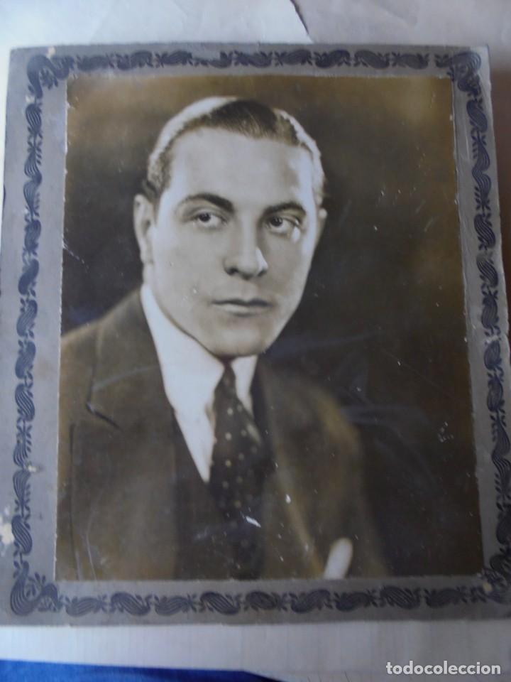 Cine: magnificas 8 fotografias antiguas de actores de cine,sobre los años 20 - Foto 19 - 253478535