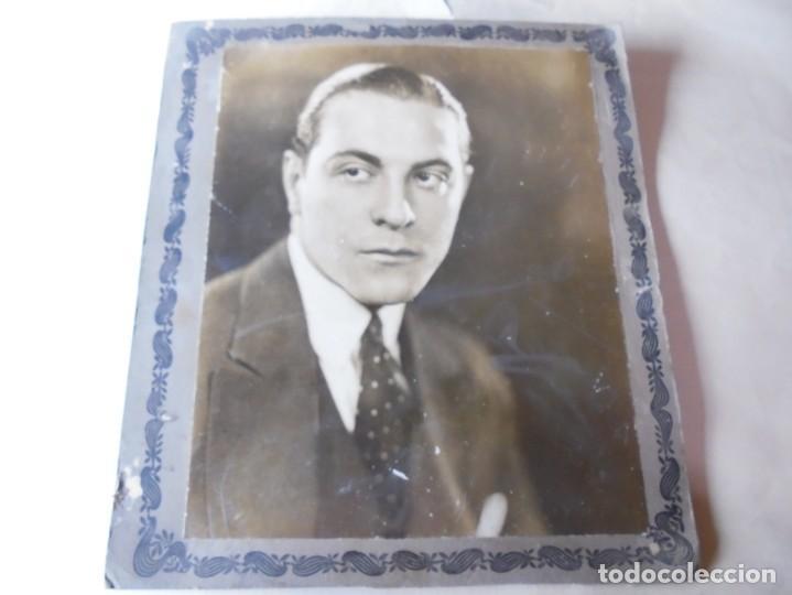 Cine: magnificas 8 fotografias antiguas de actores de cine,sobre los años 20 - Foto 22 - 253478535