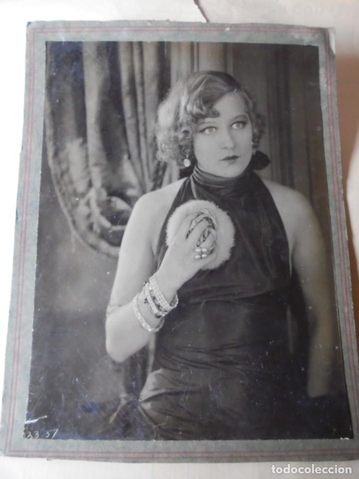 Cine: magnificas 8 fotografias antiguas de actores de cine,sobre los años 20 - Foto 28 - 253478535