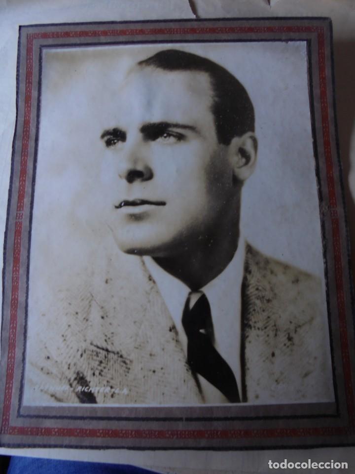 Cine: magnificas 8 fotografias antiguas de actores de cine,sobre los años 20 - Foto 37 - 253478535