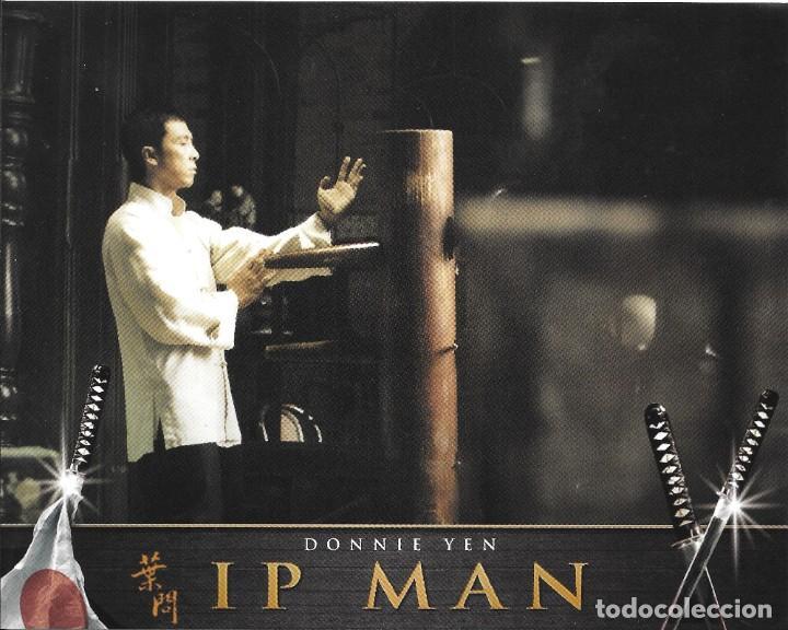 DONNIE YEN - IP MAN - WILSON YIP (Cine - Fotos, Fotocromos y Postales de Películas)