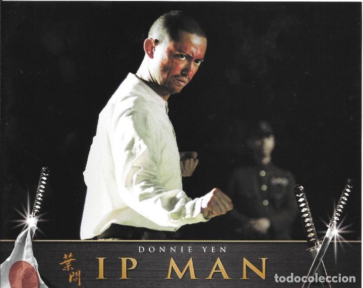 HIROYUKI IKEUCHI- IP MAN - WILSON YIP (Cine - Fotos, Fotocromos y Postales de Películas)