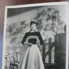 Cine: HOLLYWOOD FILM ACTRESS - FOTO ORIGINAL B/N - UNIVERSAL INTERNATIONAL PICTURES. Lote 253628035