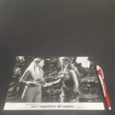Cine: FOTOGRAFIA LOS 7 MAGNIFICOS DEL ESPACIO.. Lote 254490105