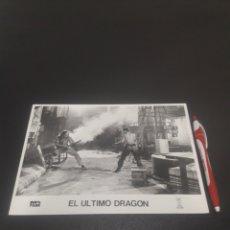 Cine: FOTOGRAFIA EL ULTIMO DRAGON.. Lote 254490435