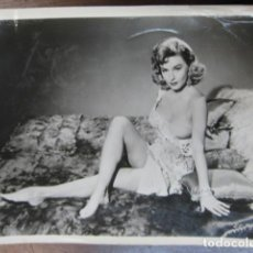 Cinema: FILM ACTRESS - FOTO ORIGINAL B/N. Lote 254786150