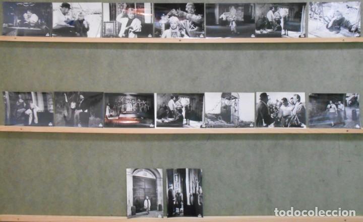 F21353D FORTUNELA GIULIETTA MASINA 16 FOTOS CIFESA ORIGINALES ESPAÑOLAS (Cine - Fotos, Fotocromos y Postales de Películas)