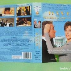 Cine: SOLO CARATULA - DAVE PRESIDENTE POR UN DIA (1993) - IVAN REITMAN SIGOURNEY WEAVER *PEDIDO MÍNIMO 5€. Lote 255468455