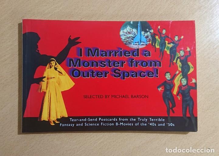 I MARRIED A MONSTER FROM OUTER SPACE · (Cine - Fotos, Fotocromos y Postales de Películas)