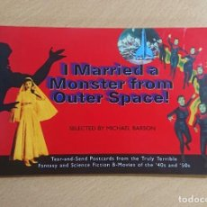 Cine: I MARRIED A MONSTER FROM OUTER SPACE ·. Lote 257265970