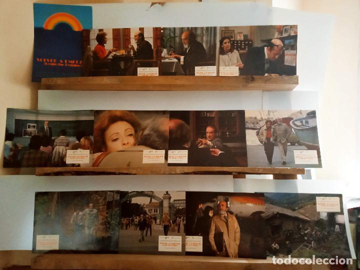 VOLVER A EMPEZAR. ANTONIO FERRANDIS, ENCARNA PASO. 12 FOTOCROMOS ORIGINALES (Cine - Fotos, Fotocromos y Postales de Películas)