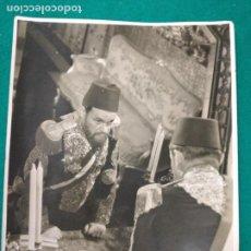 Cine: FOTOGRAFIA DE. FRITZ KORTNER EN LA PELICULA DE 1935 ABDUL HAMID. SELLO DE CIFESA EN EL DORSO.20 X 25. Lote 261814725