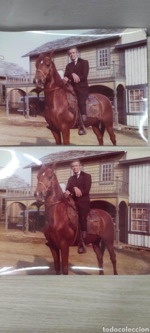 Cine: 24 fotografías rodaje Wester La hora de las pistolas 1968 actores, escenas, atrezzo - Foto 2 - 261927625