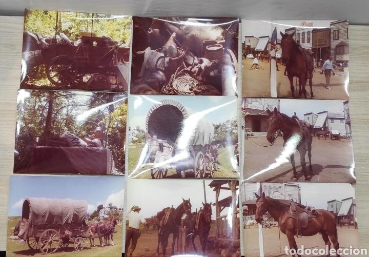 Cine: 24 fotografías rodaje Wester La hora de las pistolas 1968 actores, escenas, atrezzo - Foto 5 - 261927625