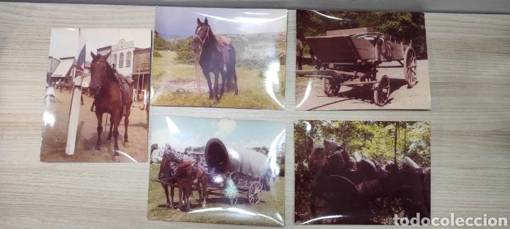 Cine: 24 fotografías rodaje Wester La hora de las pistolas 1968 actores, escenas, atrezzo - Foto 9 - 261927625