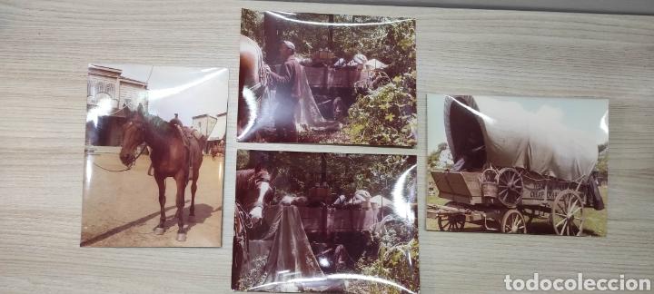 Cine: 24 fotografías rodaje Wester La hora de las pistolas 1968 actores, escenas, atrezzo - Foto 10 - 261927625