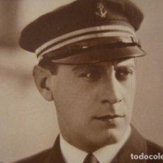 Cine: POSTAL FOTOGRAFICA CINE ACTOR Y- PETROVITCH - AÑO 1920 - FRANCO FILM - LIGERO RASGADO. Lote 262978685