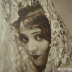 Cine: POSTAL FOTOGRAFICA CINE ACTRIZ MAGDE BELLAMY- AÑO 1920 - FOX FILM -. Lote 262978695