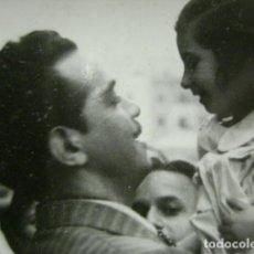 Cine: FOTOGRAFIA MARIO MORENO CANTINFLAS - CINE - ACTOR - AÑO 1946 - MADRID - 15 X 11 CM. Lote 262978760
