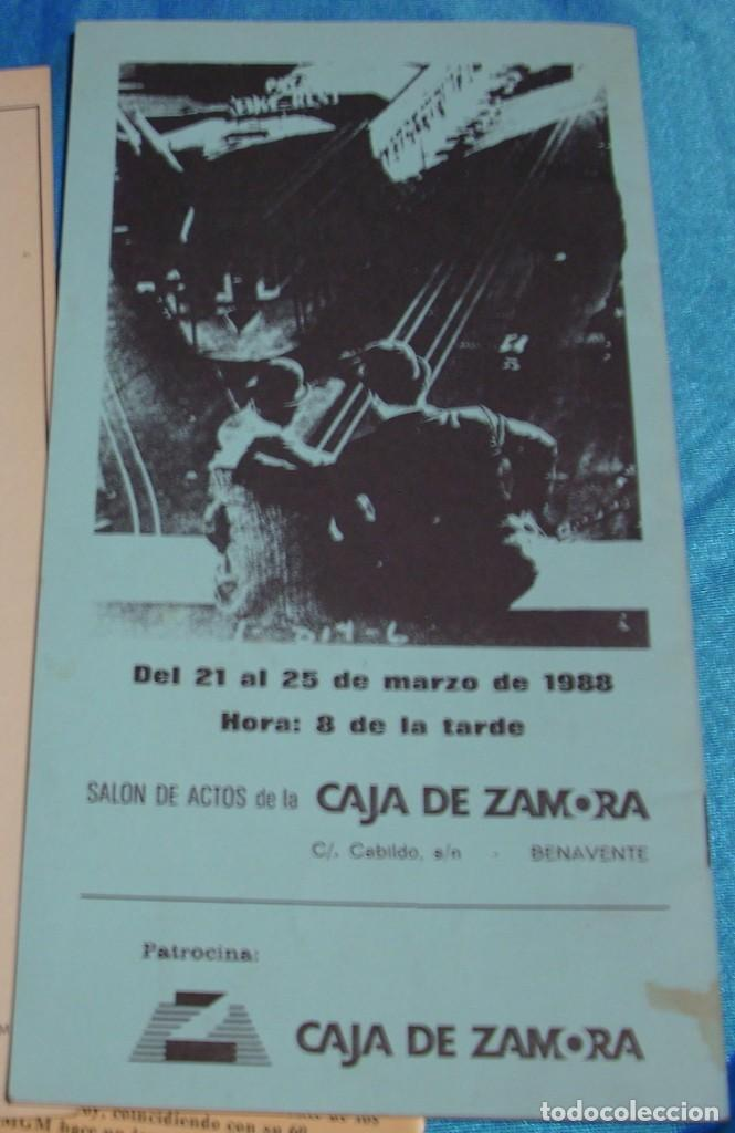 Cine: EL GORDO Y EL FLACO EXCELENTE LOTE DE 12 ARTICULOS FOTOS ETC-IMPORTANTE LEER DESCRIPCIO - Foto 10 - 264245612