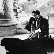 Cine: FOTOGRAFIA ORIGINAL DE LA PELÍCULA LUGWIG DE 1973. ROGAMOS LEER BIEN LAS CONDICIONES ANTES DE PUJAR.. Lote 264263976