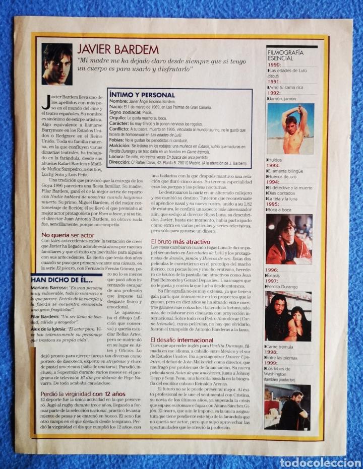 Cine: Imperio Argentina - Javier Bardem - Foto y ficha de los actores - Foto 3 - 268618114