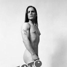 Cine: JOE DALLESANDRO SHIRTLESS BEEFCAKE GAY ICON PHOTO.. Lote 269033024