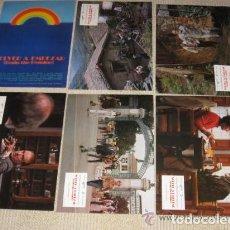 Cine: VOLVER A EMPEZAR (BEGIN THE BEGUINE), 12 FOTOCROMOS, LOBBY CARDS, JOSÉ LUIS GARCI, OSCAR. Lote 269163068