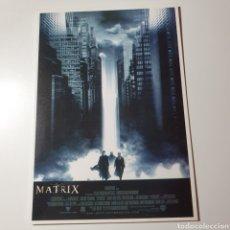 Cine: POSTAL, DE CINE, MATRIX, SIN CIRCULAR.. Lote 269235613