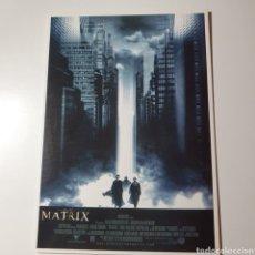 Cine: POSTAL, DE CINE, MATRIX, SIN CIRCULAR.. Lote 269235788