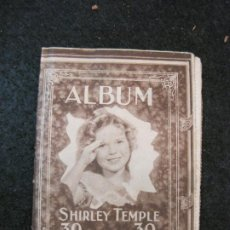 Cine: SHIRLEY TEMPLE-Nº 1-ALBUM DESPEGABLE 30 FOTOGRAFIAS-EL SOBRE MODERNO-VER FOTOS-(81.669). Lote 269310063