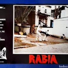 Cine: RABIA. Lote 269842898
