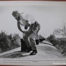 Cine: THE GREAT TRAIN ROBBERY - FOTO ORIGINAL B/N - EL PRIMER GRAN ASALTO AL TREN SEAN CONNERY. Lote 270405758