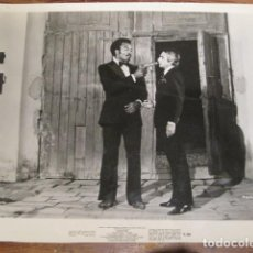 Cine: SLAUGHTER OPERACION MASACRE - FOTO ORIGINAL B/N - BLAXPLOITATION JIM BROWN. Lote 270407233